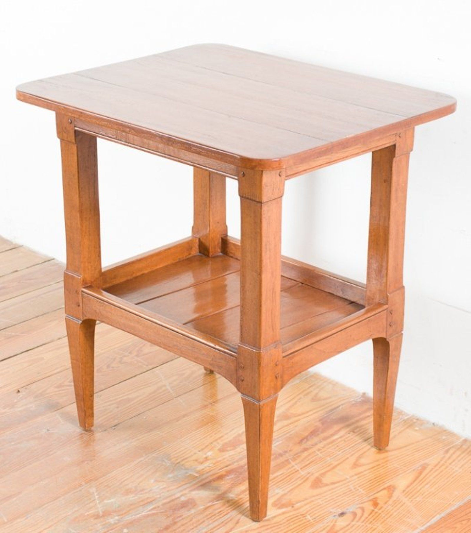 Rose Tarlow Two Tier Country Style Table Tables