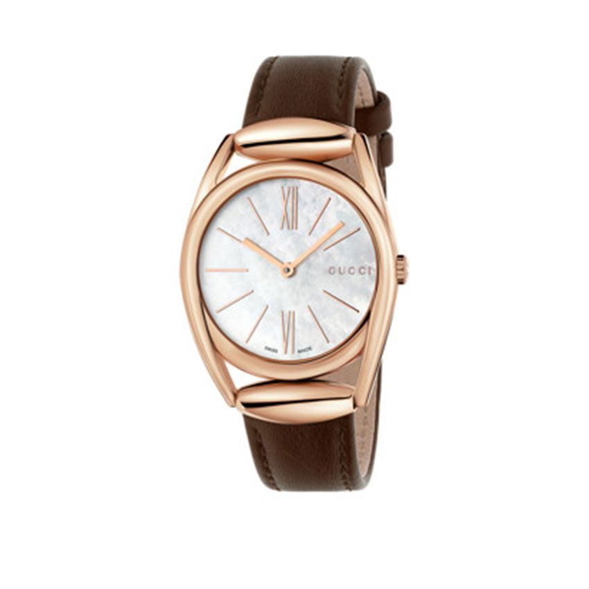 43a5ad321d0 Women s Gucci Watch Horsebit Small Mother of Pearl. Gucci Horsebit  collection