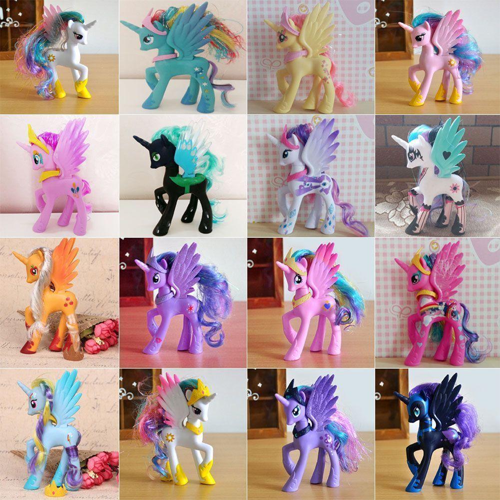 Moon Princess Luna Celestia My Little Pony Doll Figure Toys Collection Kids Gift Ebay My Little Pony Princess Hasbro My Little Pony My Little Pony Dolls
