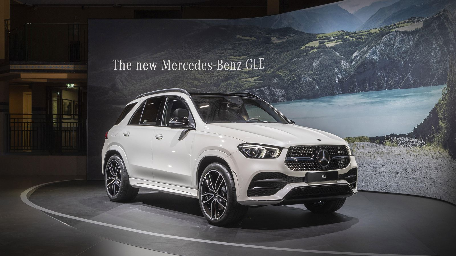 Mercedes gle 2020 review