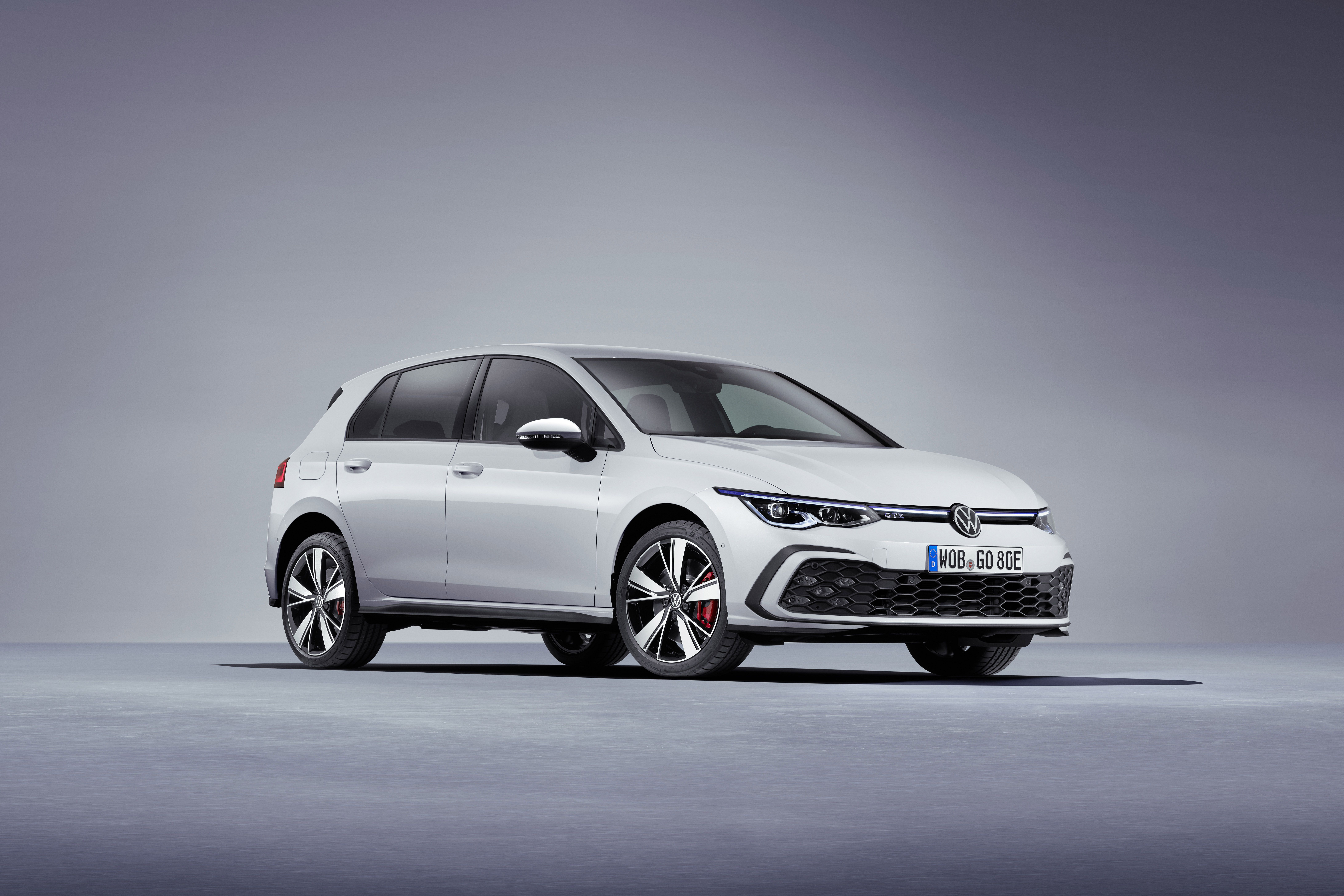 Vw Golf Gte Series 8 Factory Issued Press Photo 2 2020 In 2020