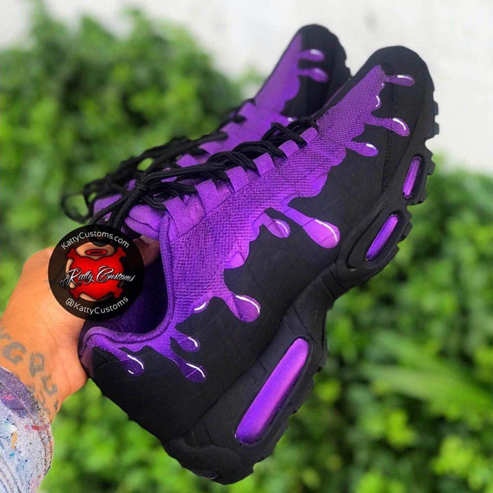 Custom Nike Sneakers - Katty Customs