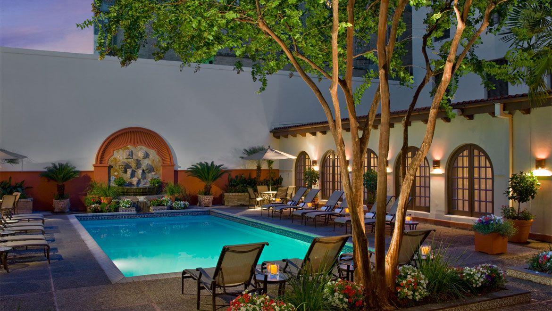 San Antonio Riverwalk Hotel Luxury San Antonio Hotels