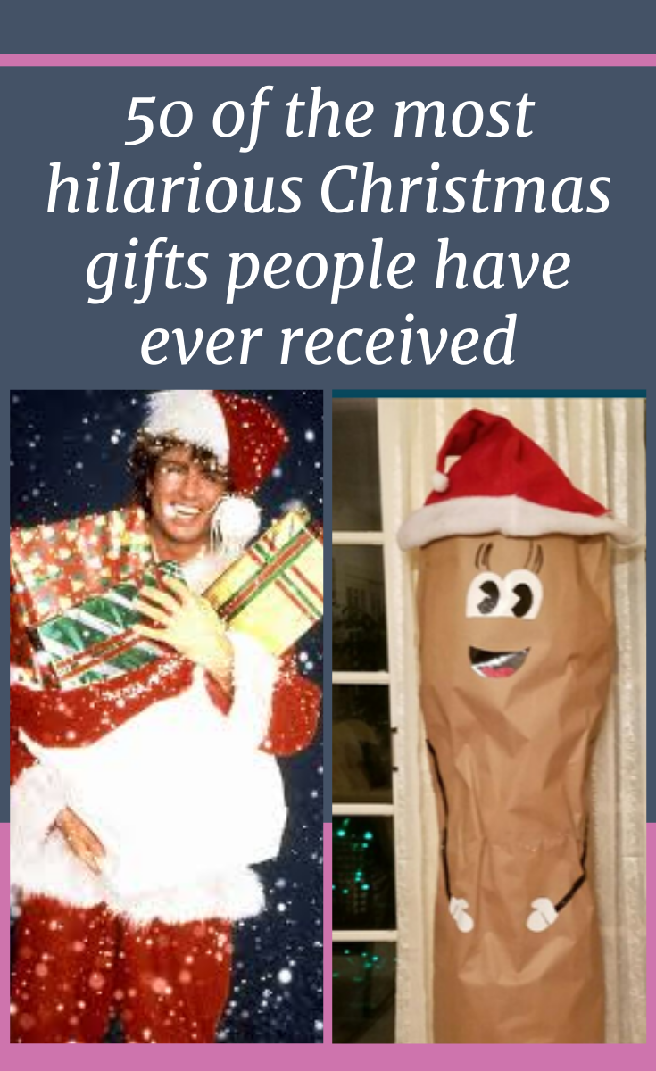 50 of the most hilarious Christmas gifts people have ever received