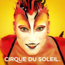 Resultado de imagem para cirque du soleil