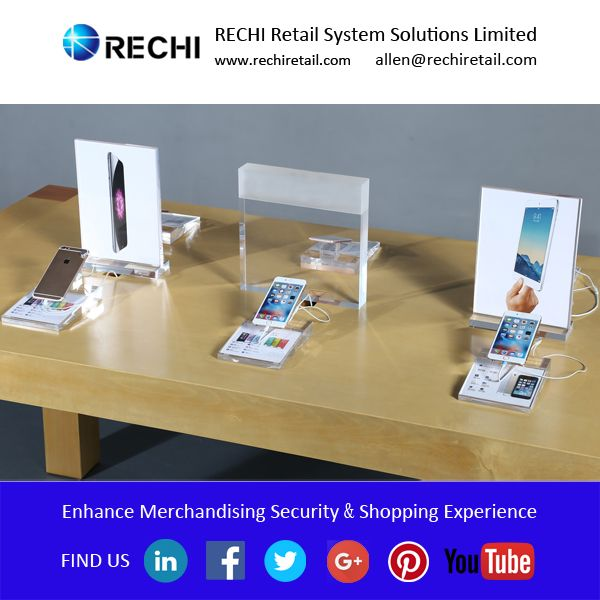 Arce S19 Acrylic Sign Holder For Mobile Phone | Retail