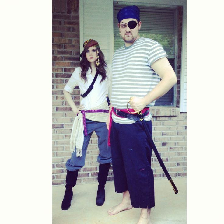 Homemade toddler costumes google search halloween pinterest diy pirate costumes my bestie in the photo with her man solutioingenieria Image collections