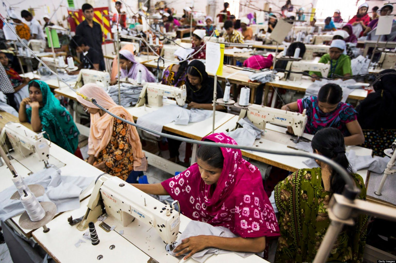 100% Of Bangladesh Factories Violate Safety Rules