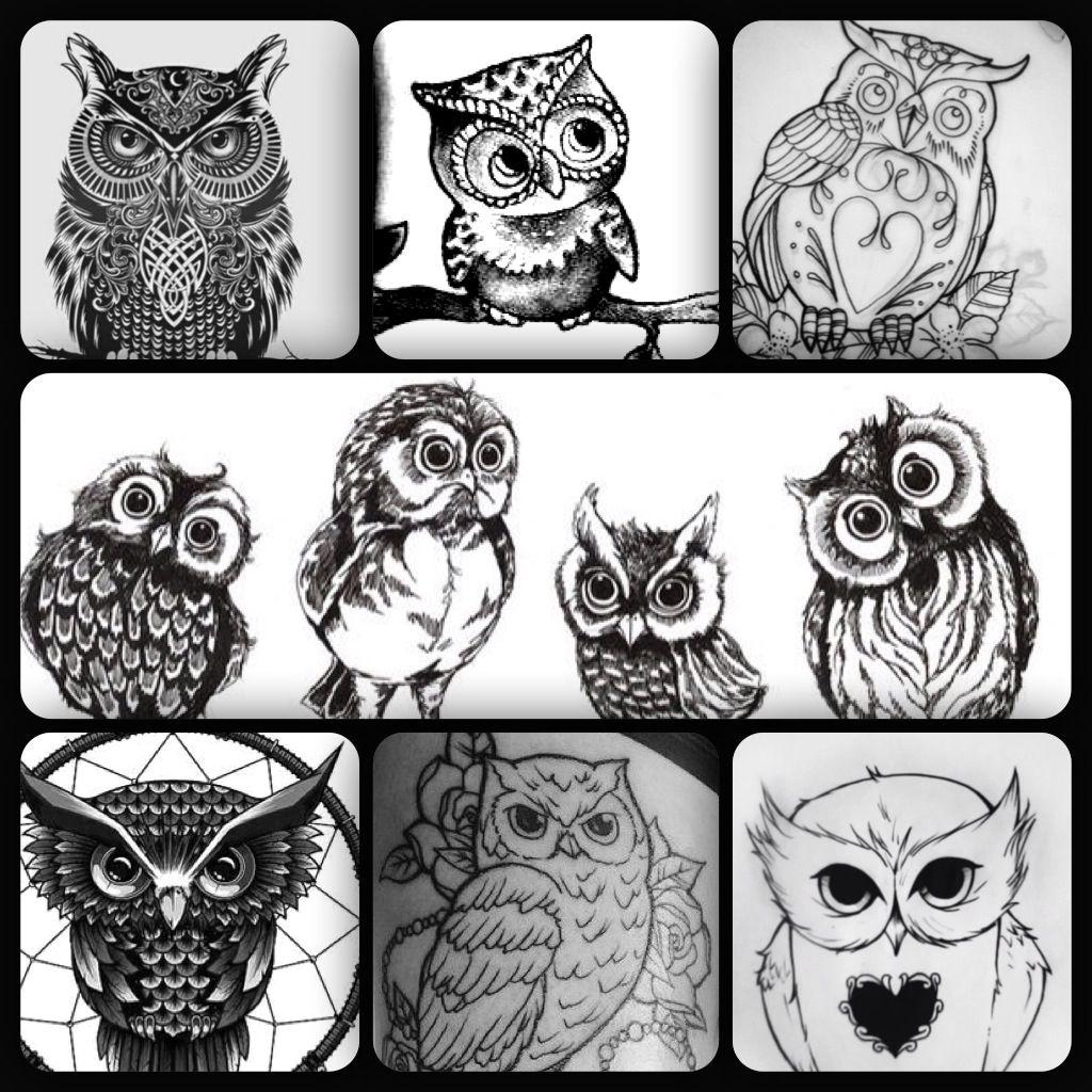 Owl Spirit Symbols Wisdom Silence Magic True Sight Solitude