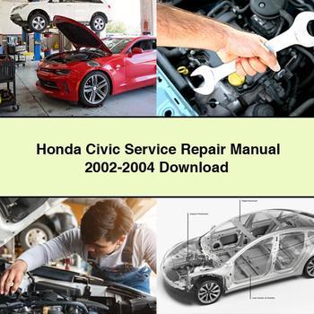 Honda Civic Service Repair Manual 2002 2004 Download Pdf Ford Expedition Repair