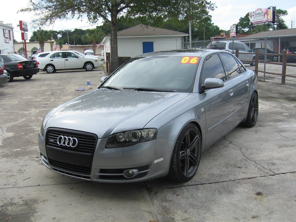 Audi a4 avant 1995 2001 used car review car review rac drive -  Topline Cars 2006 Audi A4 Orlando Fl