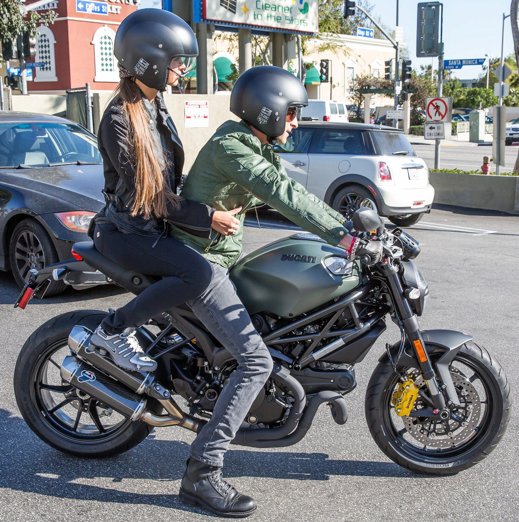 faster and faster: ducati monster diesel: could have been cool