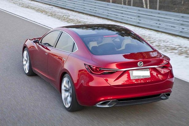 2016 Mazda Takeri 6 Sel Release Date 2017 New Cars Review