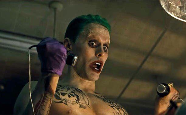 """ OH I'm not gonna kill ya, I'm just gonna hurt ya. Really Really Bad"" The Joker ( Jared Leto )"