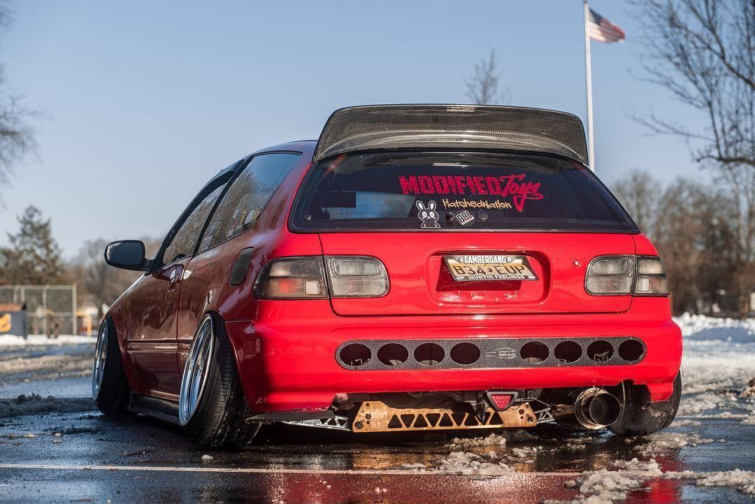 Pin By Matthijs Van Der Werff On Sayap Bebek Tail Honda Civic Hatchback Civic Hatchback Honda Civic Vtec