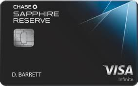 Chase Sapphire Reverse Credit Card Is Ideal For People That Travel A