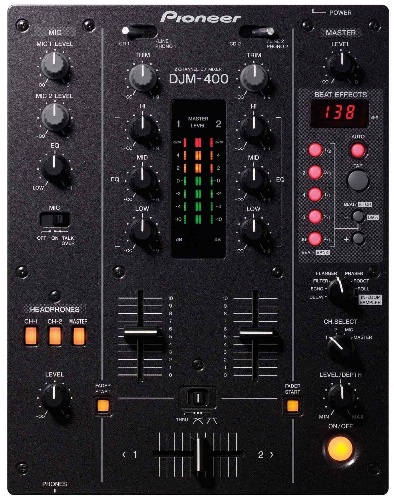 pioneer-djm-400-90790  www extremetechnic com