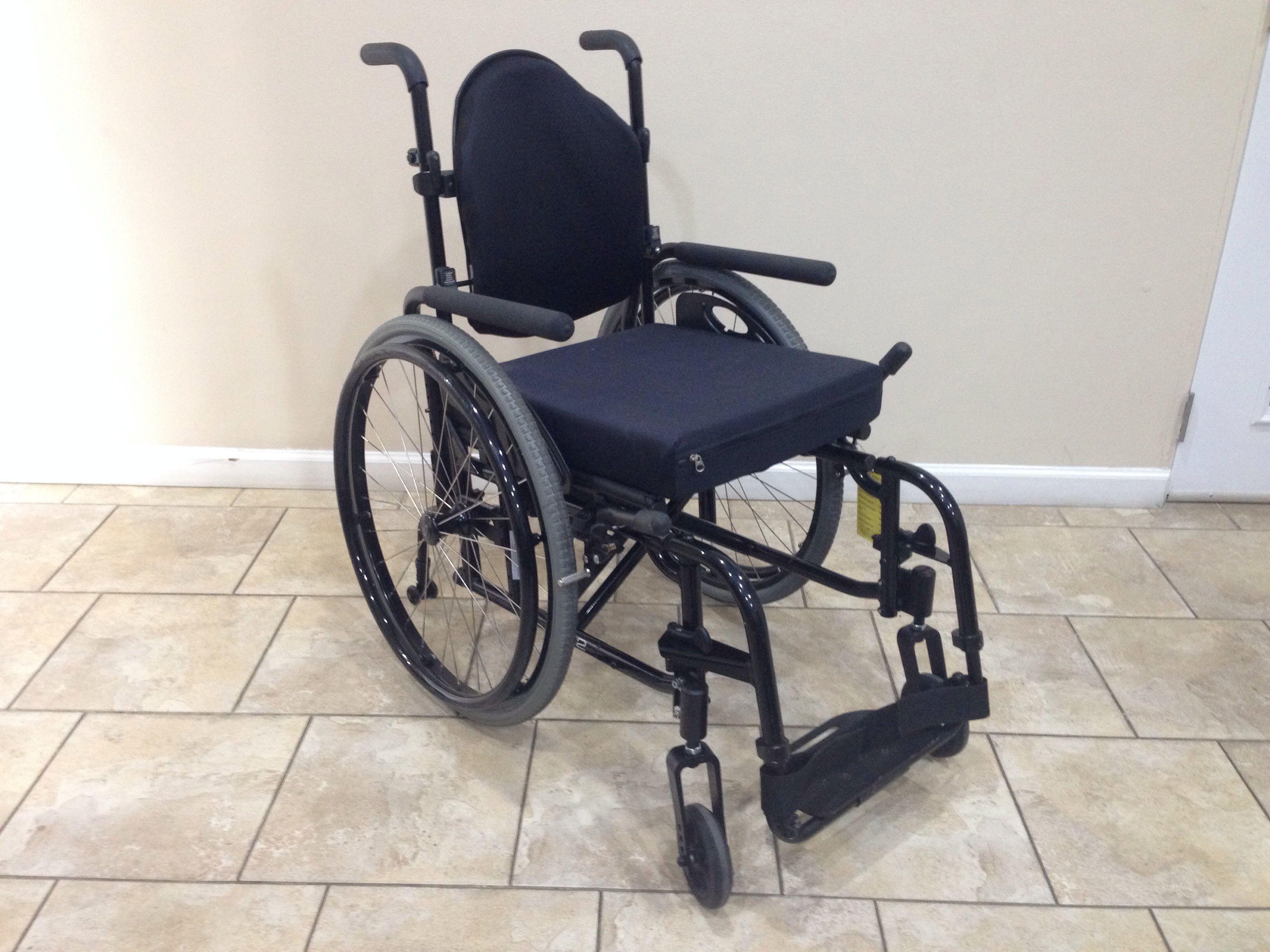 Sunrise Medical EIQ2N Quickie 2 Folding Manual Wheelchair (Black) http://www.openboxmedical.com/shop/manual-wheelchairs/sunrise-medical-quickie-2-folding-manual-wheelchair/