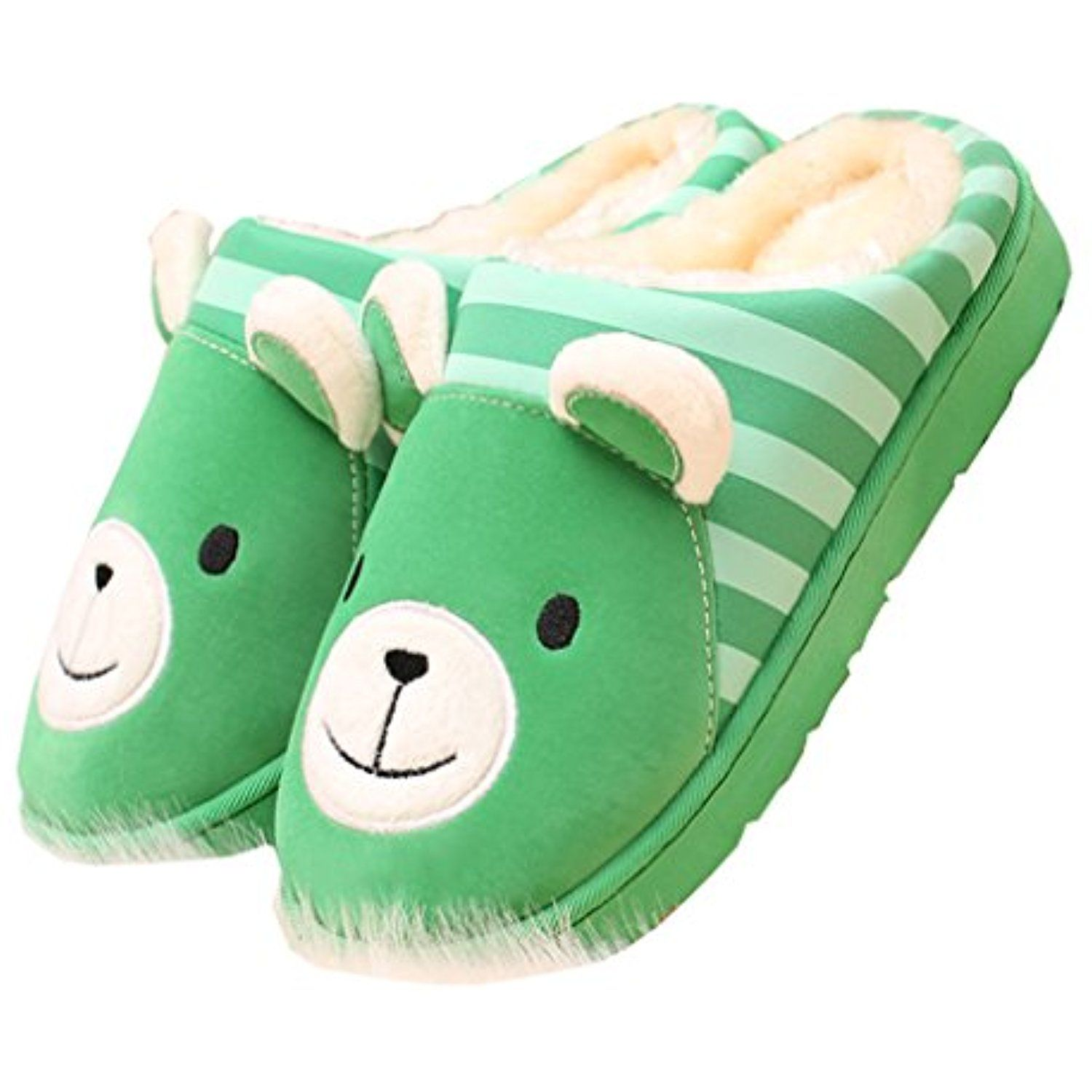 Little Kid Animal Print Acorn Slippers House Shoes Click On The Image For Additional Details This Is An Affiliate Link