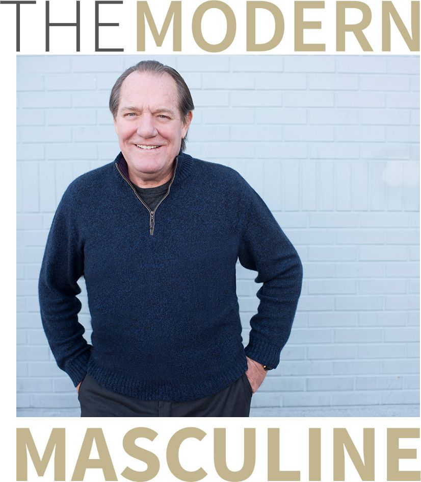 THE MODERN MASCULINE  Dr. Glenn A. Sisk on what it means to provide & protect.  http://www.divineliving.com/magazine/the-modern-masculine/