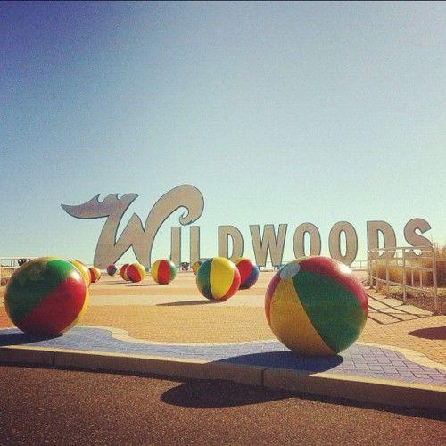 """""""Wildwoods,N.J."""""""