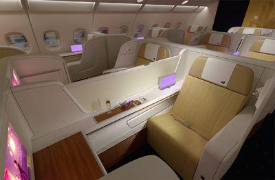 Flight Report Thai Airways A380 First Class Paris Bangkok