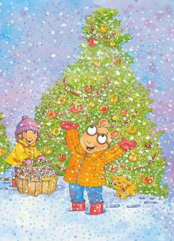 Lots Of New Pbs Kids Shows And Specials Views From The Ville Best Christmas Movies Arthur Christmas Pbs Kids