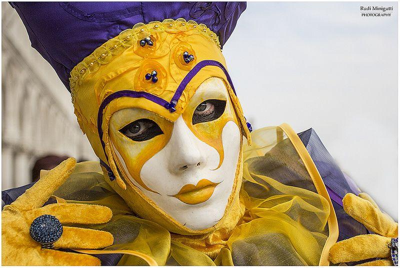 Yellow - Carnival Venice 2014