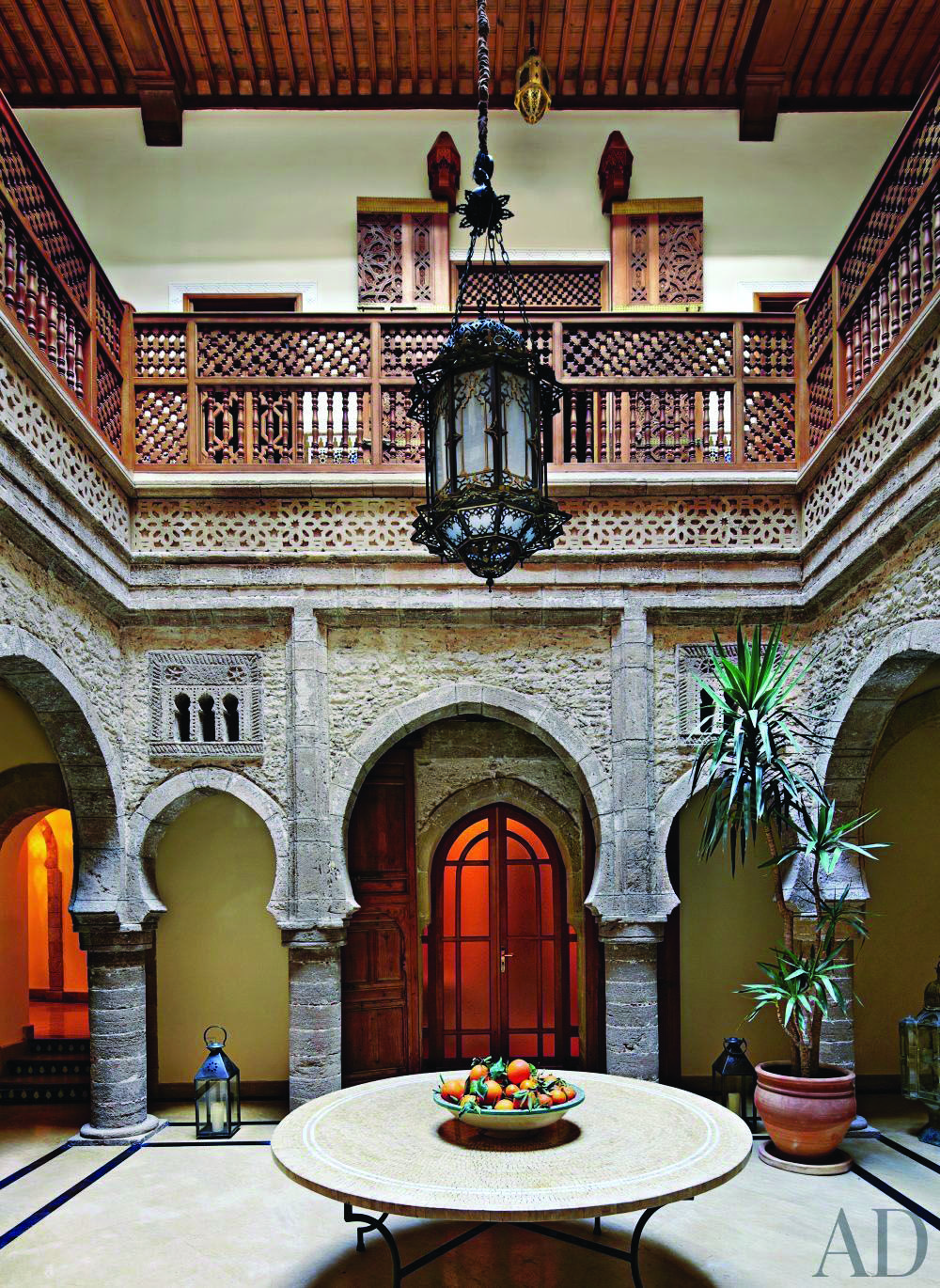 Moroccan Architecture And Interior Design