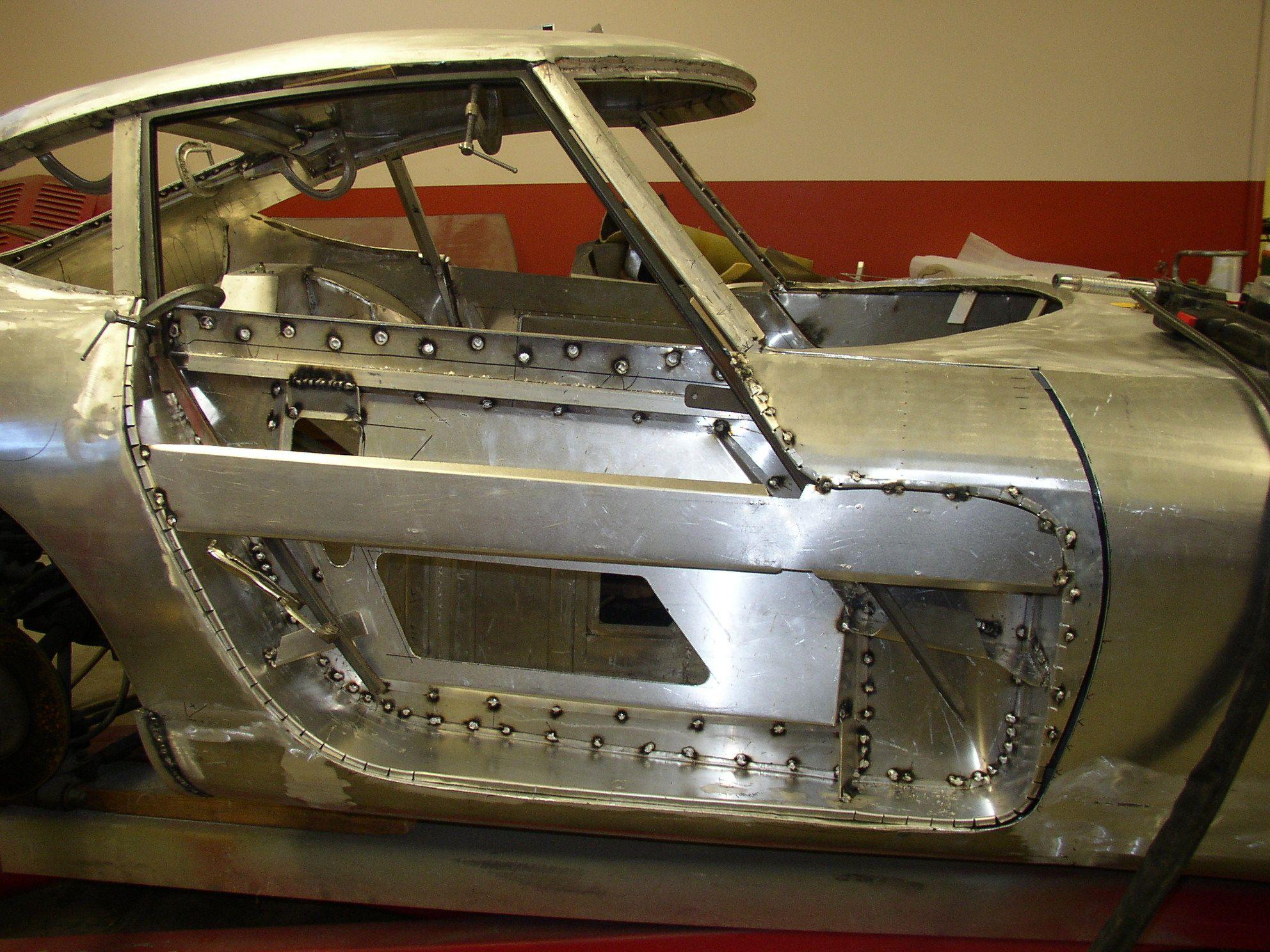 Aluminum Car Panels : Studio time capsule s t c aluminum fabrication