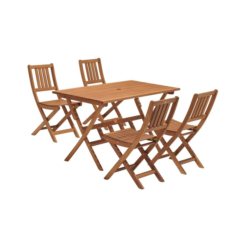 Florenville 4 Seater Garden Furniture Set At Homebase Co Uk Garden Furniture Sets Outdoor Living Diy Garden Furniture