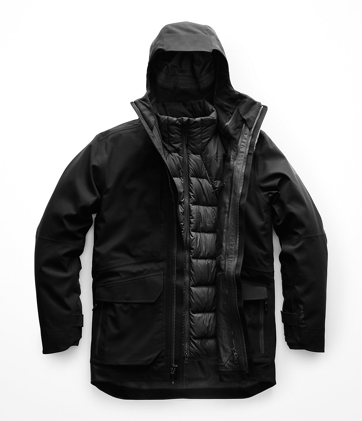 Men S Cryos Gtx Triclimate The North Face Triclimate Jacket Mens Jackets Jackets [ 1396 x 1200 Pixel ]