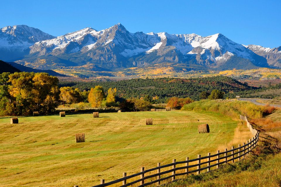 Ridgway Ouray Colorado Cool Places To Visit Places To Visit