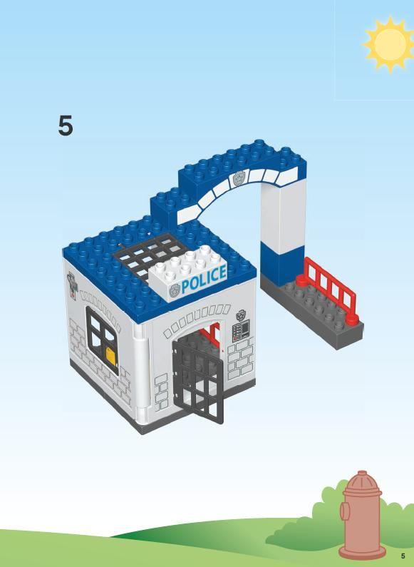 Duplo Police Station Lego 5602 Legoduplo Pinterest Lego