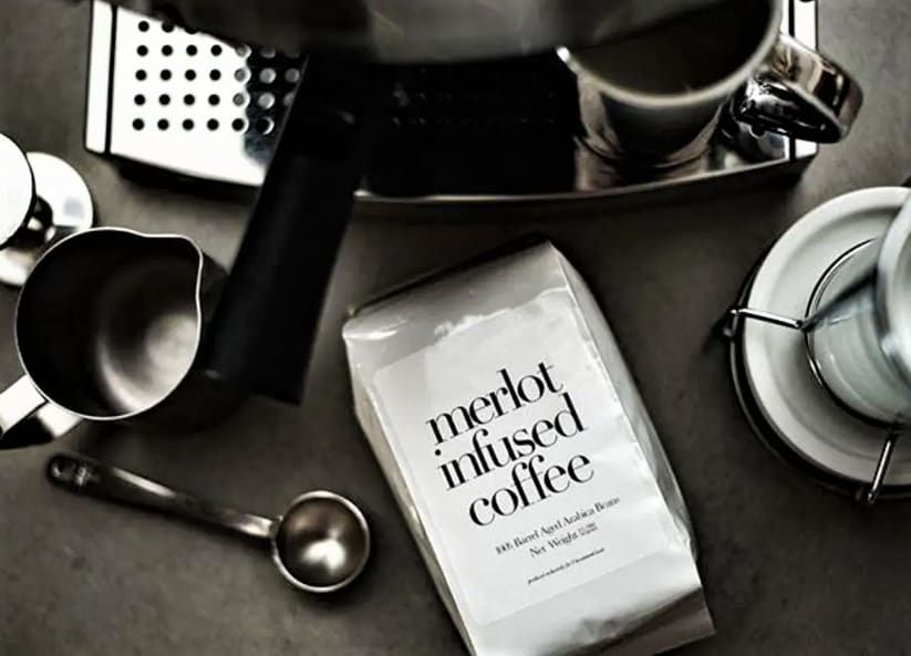 Merlot Infused Coffee Infused Coffee Merlot Coffee