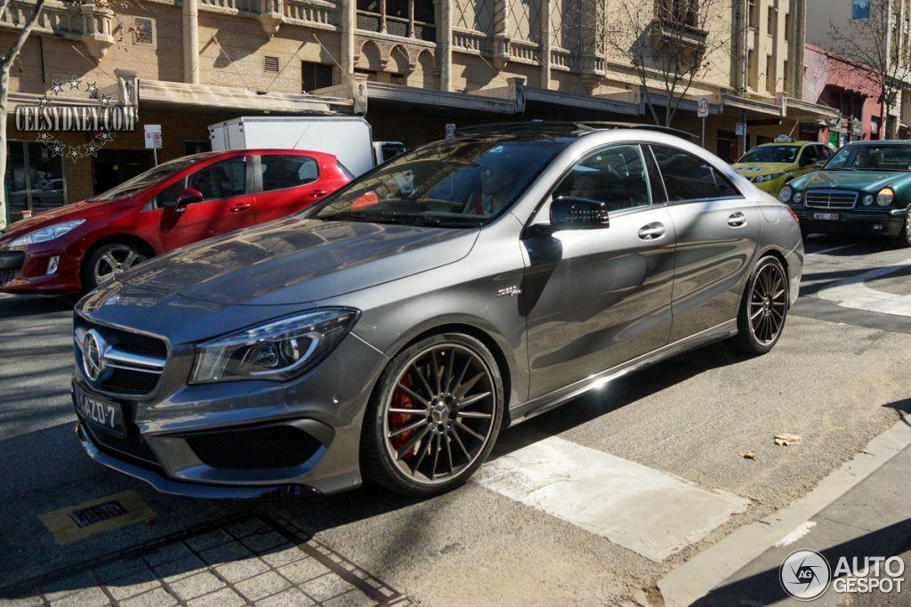 1 I Mercedes Benz Cla 45 Amg C117 1 Mercedes Benz Cla 250