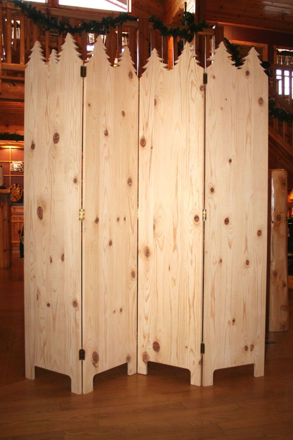 Barn Wood Room Divider Treasure Curio Display