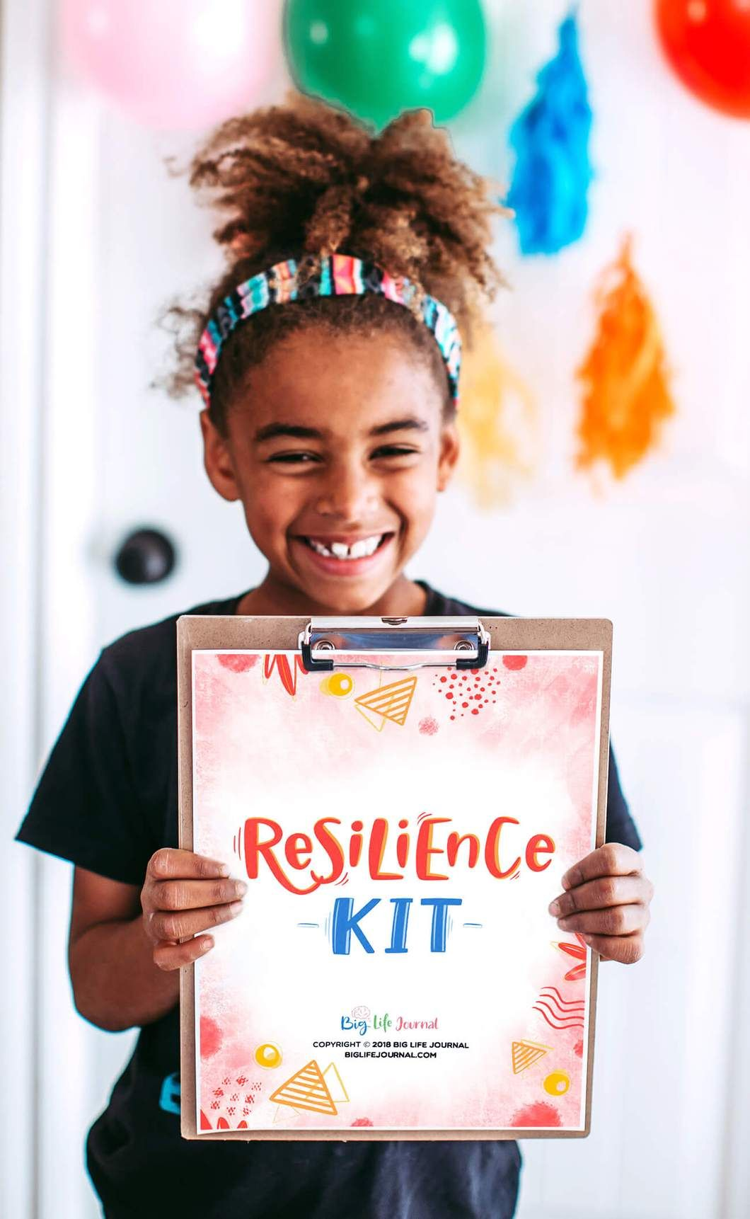 Resilience Kit Ages 5 11