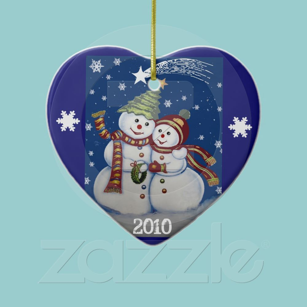 First Christmas Together, ornament  A nice ornament for always remember your first Christmas as a couple. It's a nice Christmas gift for friends or family. Just change the words for your own.