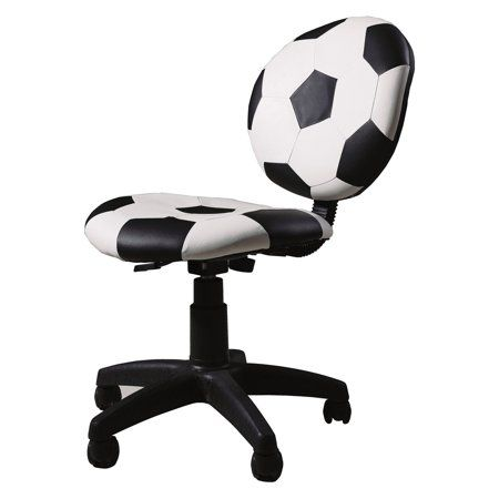 Soccer Office Task Chair Size 18 11 Inchlarge X 19 29 Inchw X 37