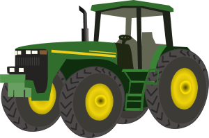 Tractor by @cyberscooty, Tractor for farming | Rural ...