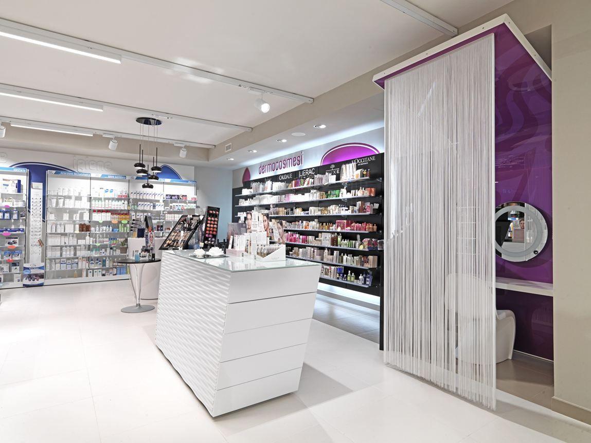 View Full Picture Gallery Of Farmacia Peserico Pharmacy Decor Pharmacy Design Interior Architecture Design