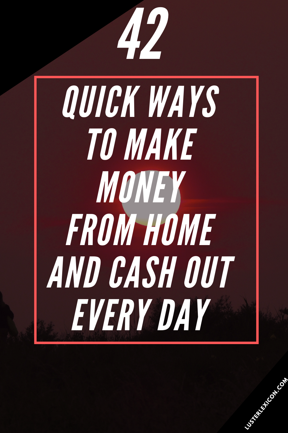 How To Make Money On Premise
