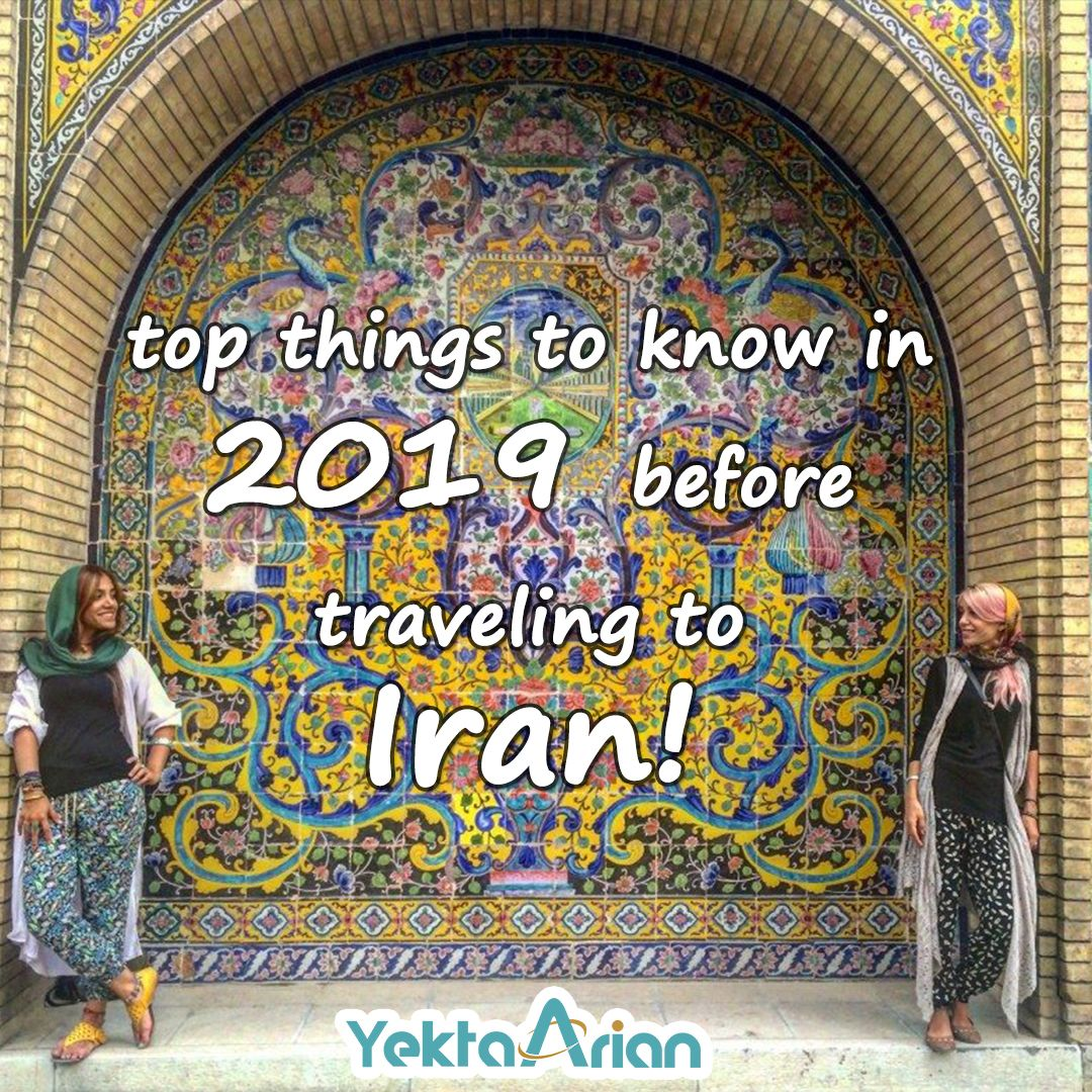 Is Iran Safe For American Tourists