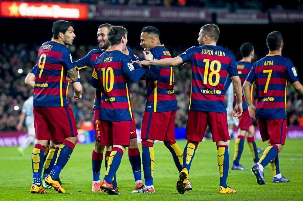 Barcelona vs Celta resumen, goles y resultado