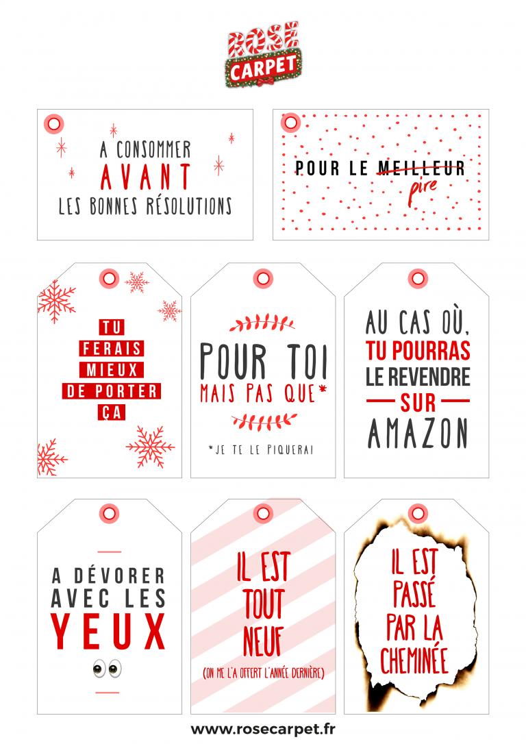 Épinglé par Florent VAUJANY sur Cadeau en 2020 | Etiquettes noel