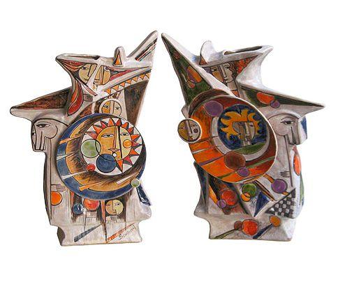 Ceramics, Elio Schiavon, Artist