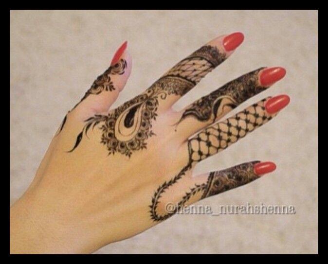 Pin By Msb Grafix On Hina Mehndi Designs Finger Henna Henna Designs