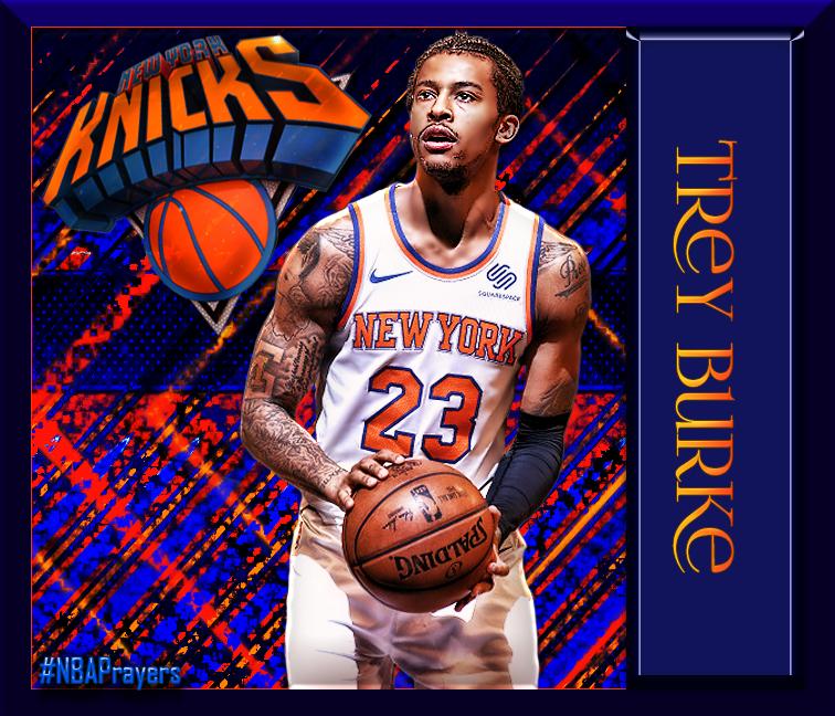 promo code 5b7c9 ce10d NBA Player Edit - Trey Burke   Knicks - NBA Players ...
