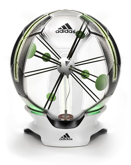 Prever barco Escudero  Adidas miCoach - Smart Ball | Soccer balls, Best player, Innovation award